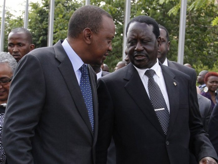 Kenya towards unity, as Kenyatta meets Odinga