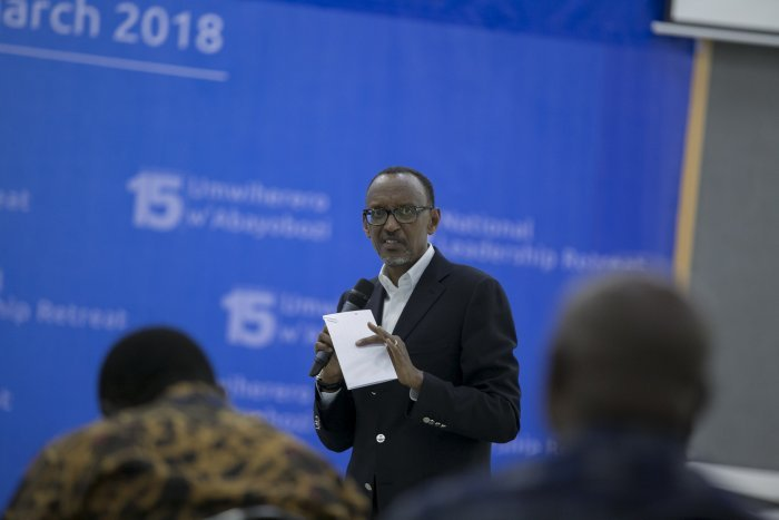Do what you know is right for your country, President Kagame